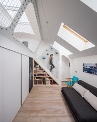 19 Contemporary Attic Conversions to Covet