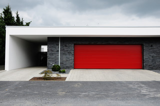 Garage Facade garage doors with a difference