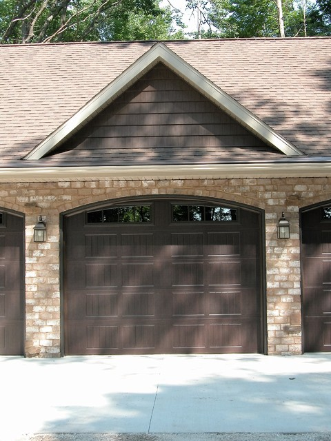 2036 Sq Ft Ranch Home Rustic Garage Other By