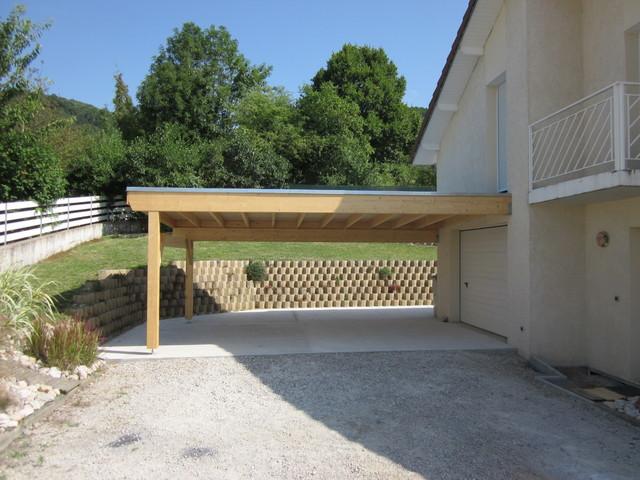 Abri Voiture Moderne Garage