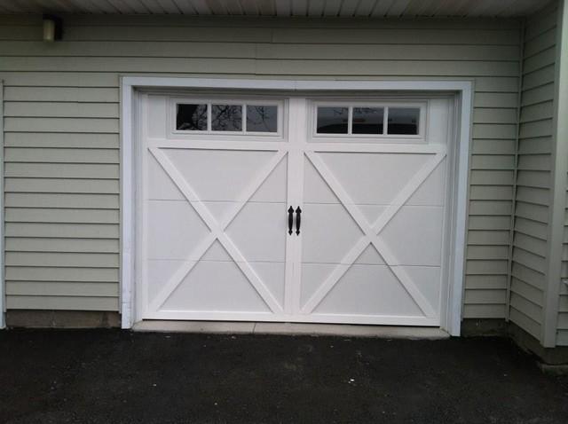 Assorted Garage Doors