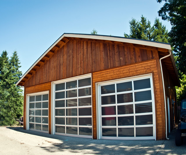 Barn Style Garages Shops Rustic Garage Raleigh
