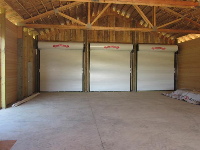 Barn Style Garages amp Shops Craftsman Garage