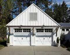 garage eclectic-garage-and-shed