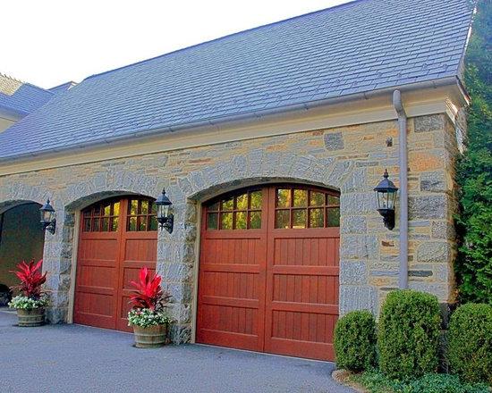 Large craftsman carport home design ideas pictures for Craftsman carport