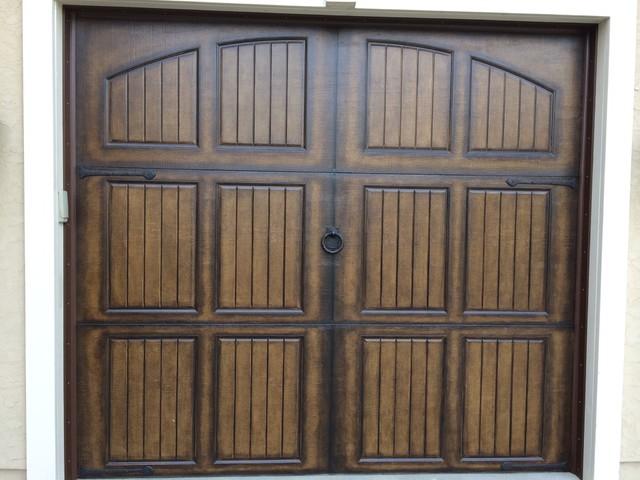 Bronze Decorative Architectural Garage Door Hardware traditional-garage & Bronze Decorative Architectural Garage Door Hardware - Traditional ...
