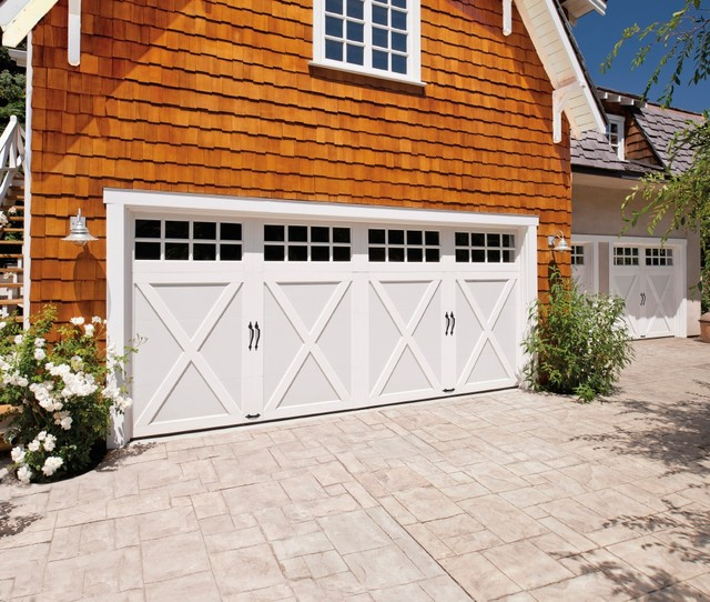 Encino California Cottage Charmer traditional-garage-and-shed