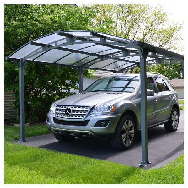 carport amilcar abris pour voiture contemporain garage par alin a mobilier d co. Black Bedroom Furniture Sets. Home Design Ideas