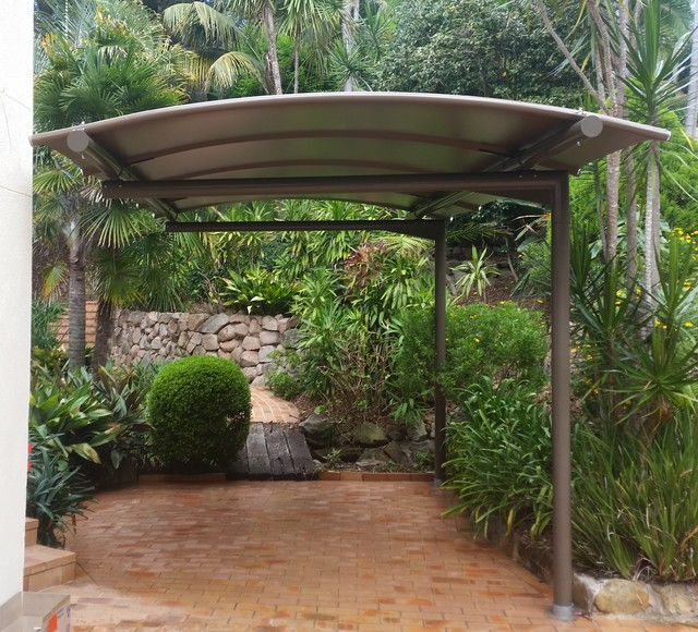 Carport Awnings Contemporary Garage Sydney By