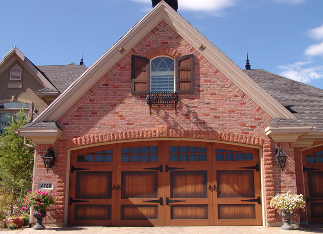 Carriage House Door Company Custom Shutters Products Traditional Exterior