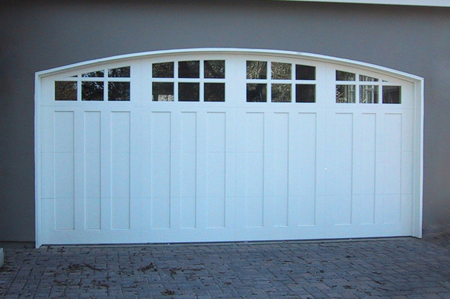 Carriage House Door Company Paint Grade Door Products contemporary-garage-and-shed
