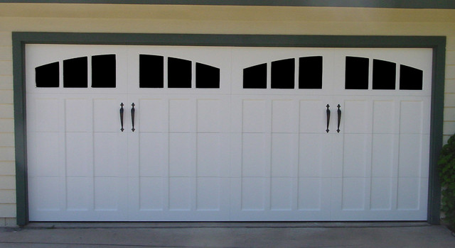 Carriage House Door Company Steel Collection Door Products contemporary-garage-and-shed