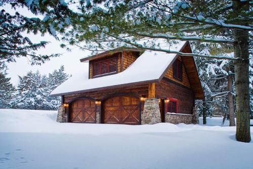 Your Garage Door and Winter: How To Deal