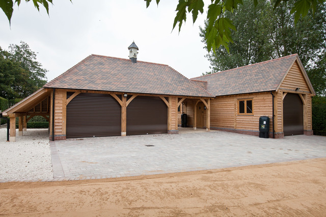 Castle Farm Joinery Country Garage Other By