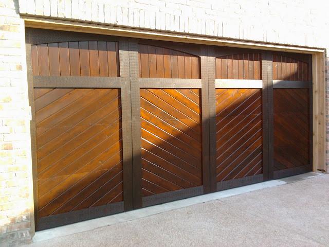 cedar wood overhead garage doors traditional garage and shed austin by cedar park. Black Bedroom Furniture Sets. Home Design Ideas