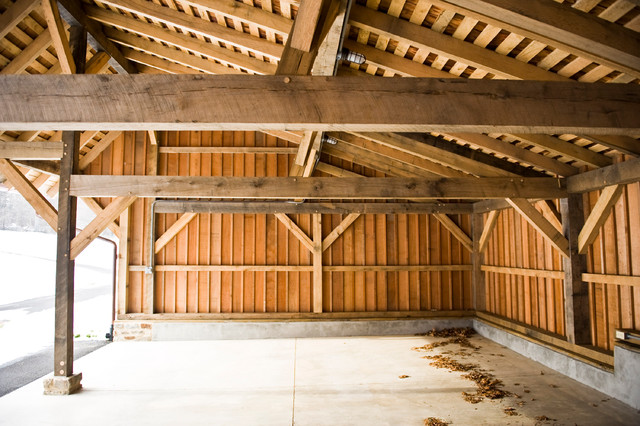 Chester County Carriage Shed traditional-garage-and-shed