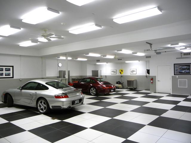 Classic auto garage renovation modern garage for Garage auto st genest lerpt