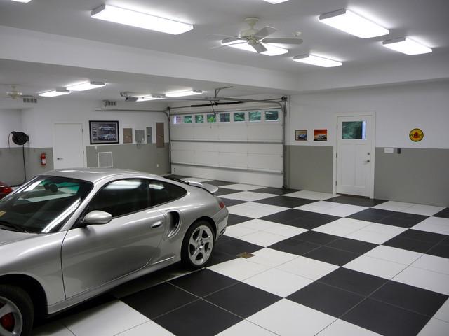 Classic auto garage renovation moderne abri for Credit garage auto