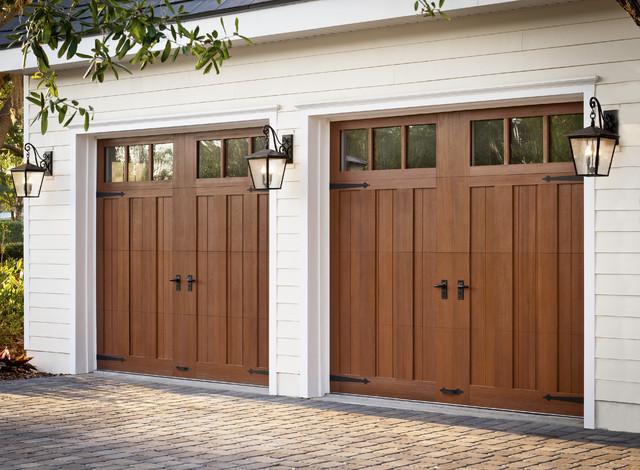 Clopay Canyon Ridge Collection Garage Doors Traditional