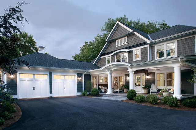 Clopay Coachman Collection Carriage House Garage Door ...