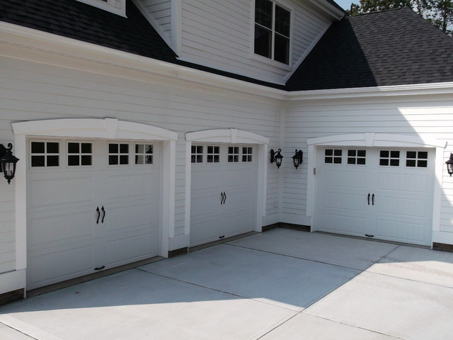 Clopay gallery garage doors for 16 foot garage door cost
