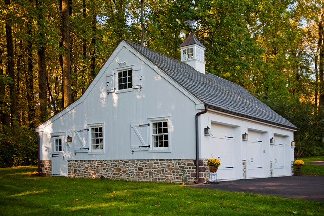 Colonial farmhouse for Colonial shed plans