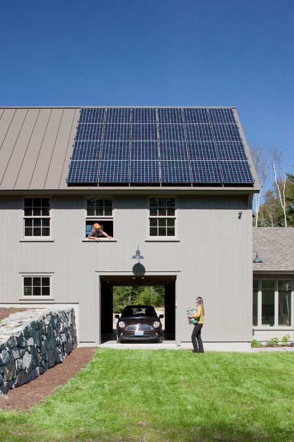 Cove Residence Traditional Garage Other Metro By