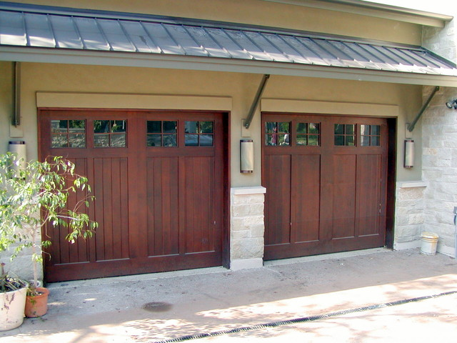 cowart door custom wood garage doors traditional garage