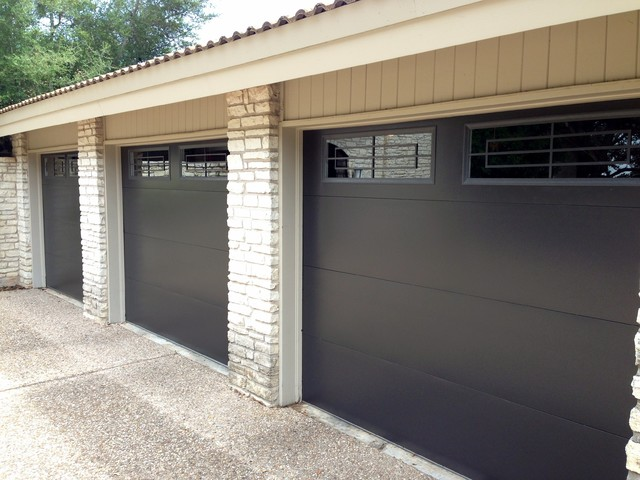 Cowart door metal clad garage doors with windows for Garage windows for sale