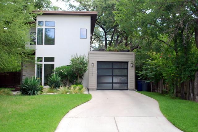 Cowart Door TX Carport Conversions Modern Garage And