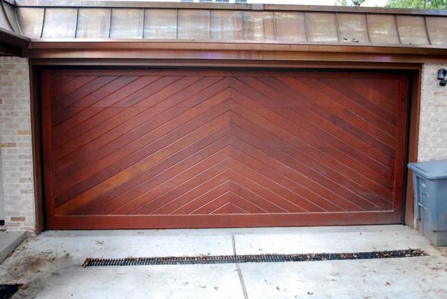 Cowart Door Wood On Steel Custom Doors Contemporary