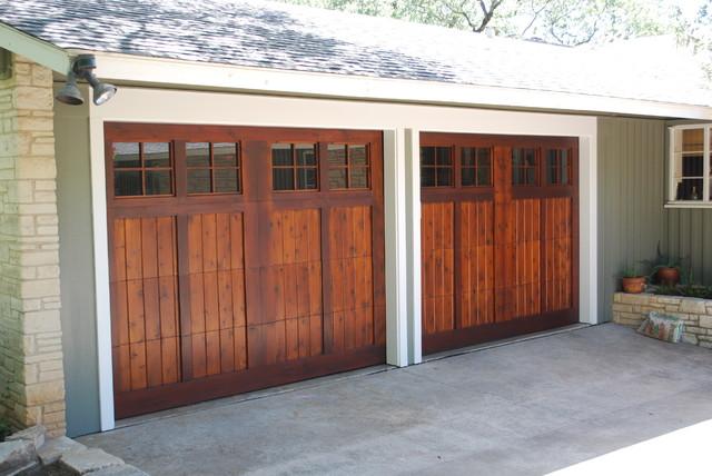 Cowart Door Wood On Steel Custom Doors Traditional