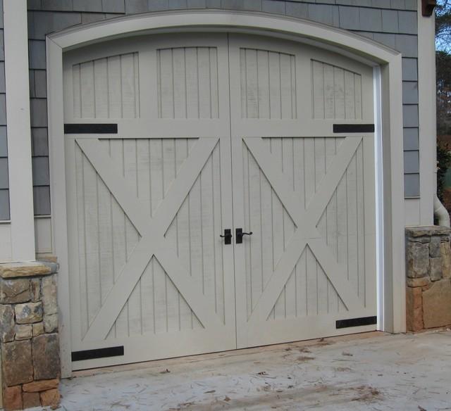 Craftsman garage doors craftsman garage atlanta by doorsmith