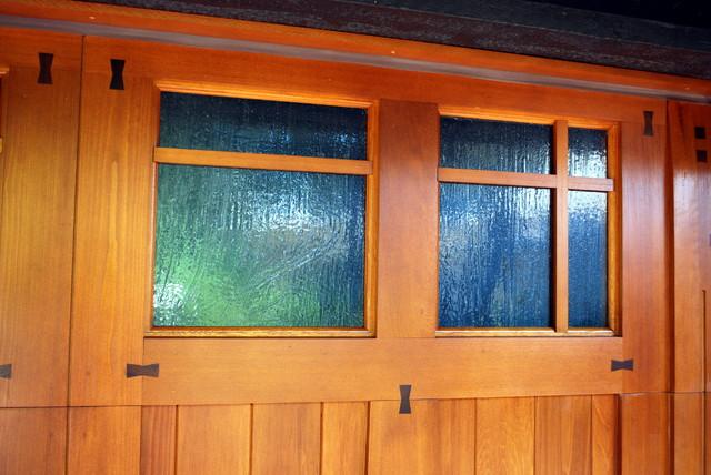 Craftsman Style Garage Door by Cowart Door - Craftsman - Garage ...