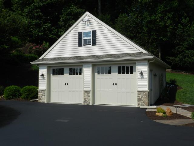 custom two car garage with attic traditional garage 24x24 two car garage 24x24 custom garage byler barns