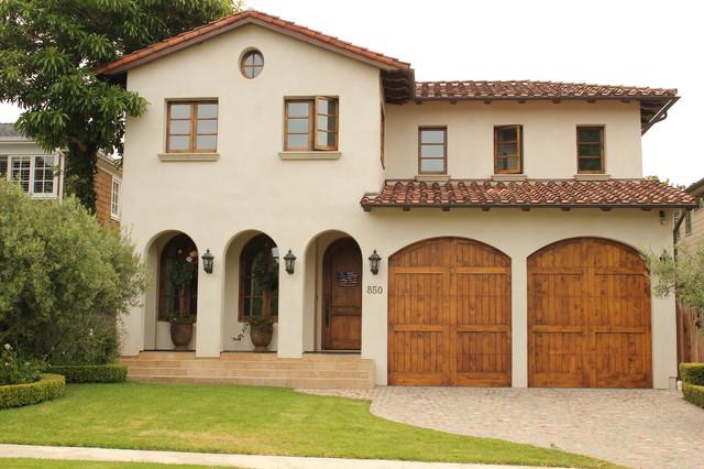 Custom Wood Garage Doors southwestern-garage & Custom Wood Garage Doors - Southwestern - Garage - Dallas - by Wayne ...