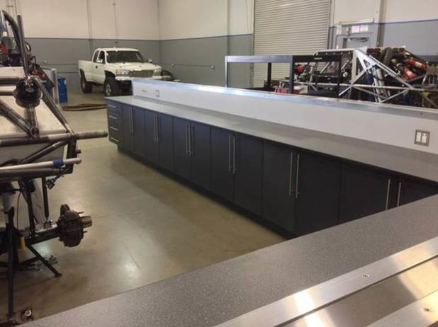 Customized Working Garage Traditional Other