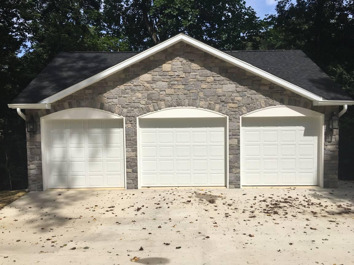 Detached Garage Project