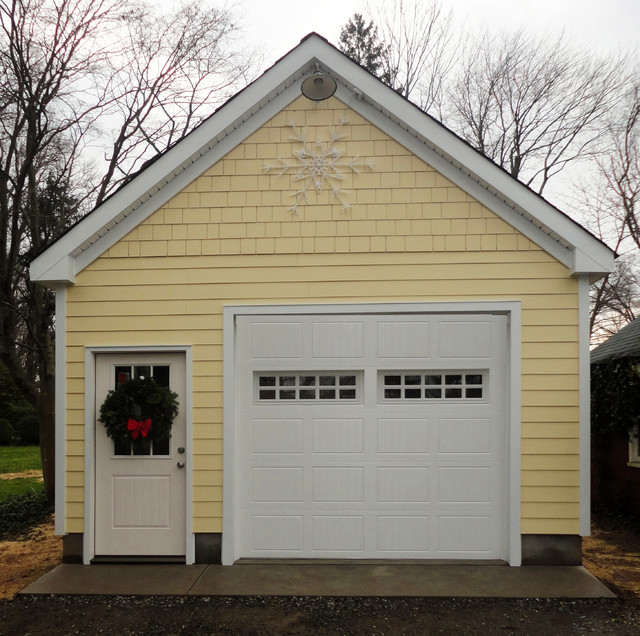 Detached Garage: Detached Garage Renovation