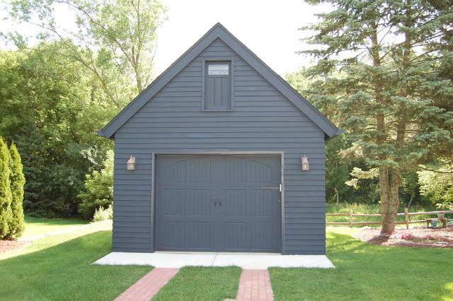 Exceptional Detached Garages Traditional Garage