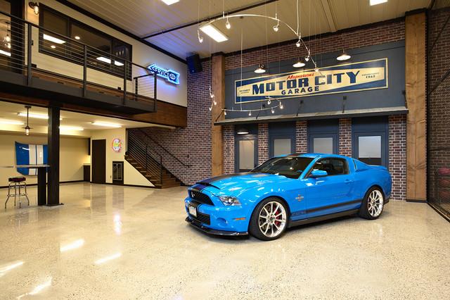 Eclectic Garage eclectic-garage