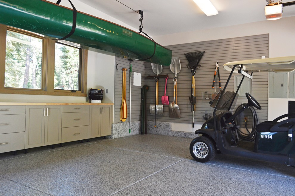 4 Ways to Upgrade Your Garage Before Winter Hits