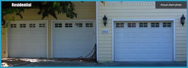 Examples Of Our Beautiful Work American Southwest Garage Phoenix By Fix It Now Garage Doors Llc Houzz Uk