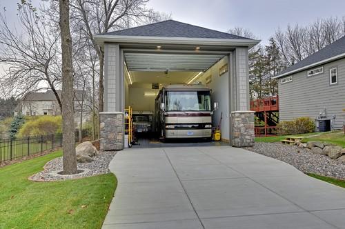 Rv Garage Size