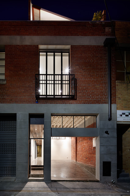 Facade - Industrial - Garage And Shed - melbourne - by K ...