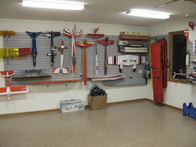 Ferrari Rc Garage Contemporary Garage Other By