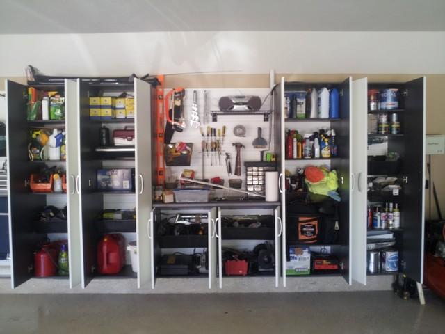 Flow Wall Storage Solutions - Contemporary - Garage - Salt Lake City - by Flow Wall System