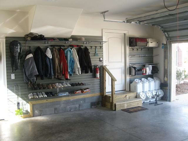 Attractive Example Of A Trendy Garage Design In Salt Lake City