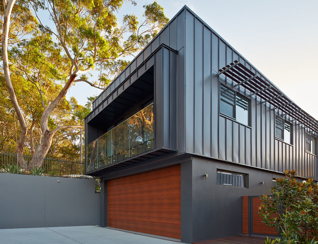 Full Metal Jacket Contemporary Garage And Shed