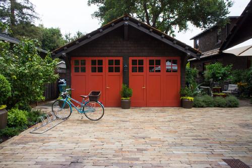 Orange Garage Doors In Sioux City